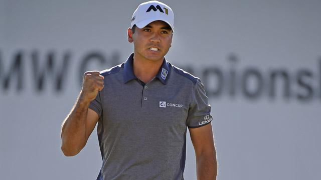 PGA golfer Jason Day, BMW Championship