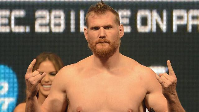 UFC's Josh Barnett