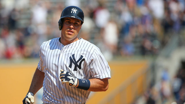 New York Yankees first baseman Mark Teixeira