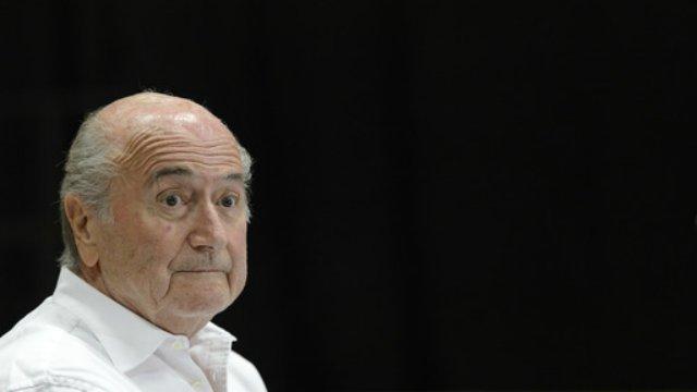 Sepp Blatter under criminal investigation by Swiss Authorities