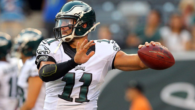 Eagles QB Tim Tebow