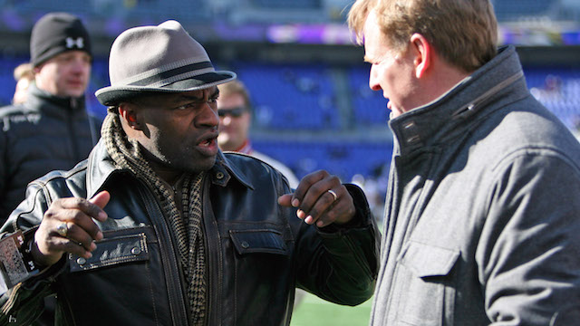 DeMaurice Smith, Roger Goodell