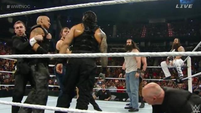 WWE fan