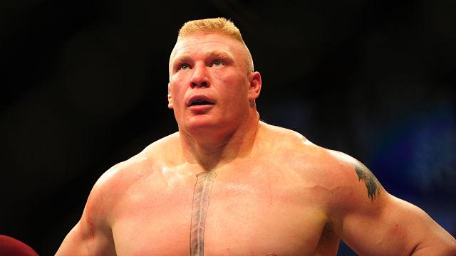 WWE Superstar Brock Lesnar