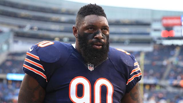 Chicago Bears defensive lineman Jeremiah Ratliff