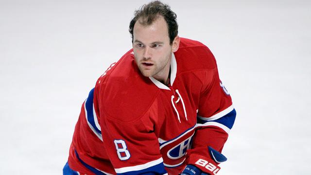 Montreal Canadiens forward Zack Kassian