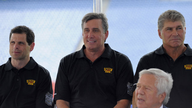 Boston Bruins general manager Don Sweeney