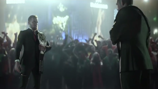 Conor McGregor, Jose Aldo commercial