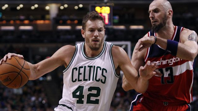 Celtics forward David Lee