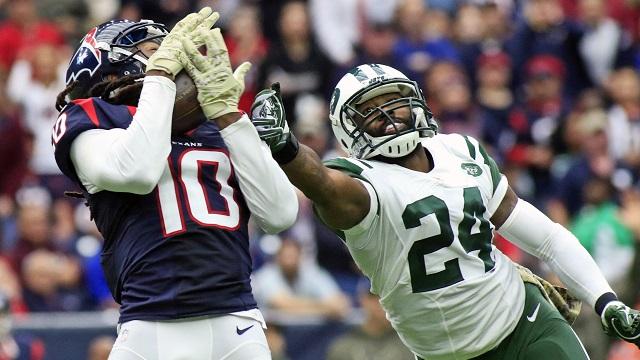 Houston Texans wide receiver DeAndre Hopkins