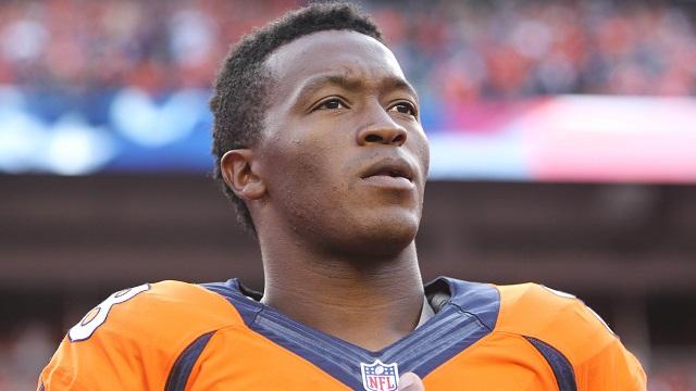 Demaryius Thomas Denver Broncos wide receiver
