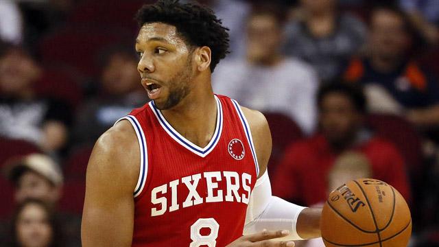 Philadelphia 76ers center Jahlil Okafor