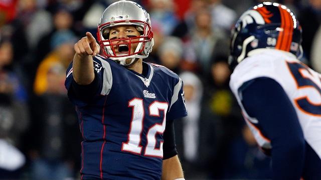 Tom Brady, Denver Broncos