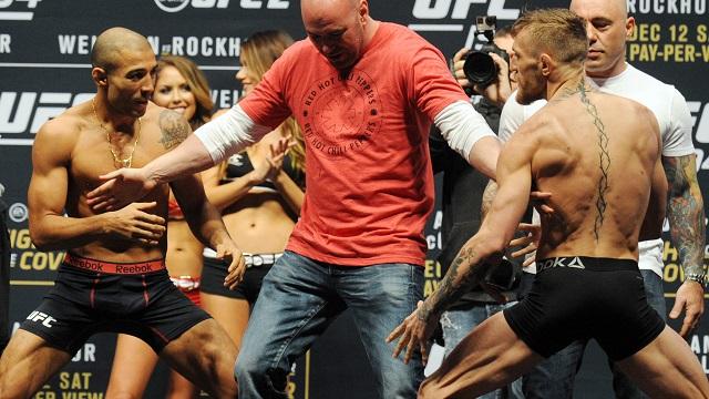 McGregor vs. Aldo