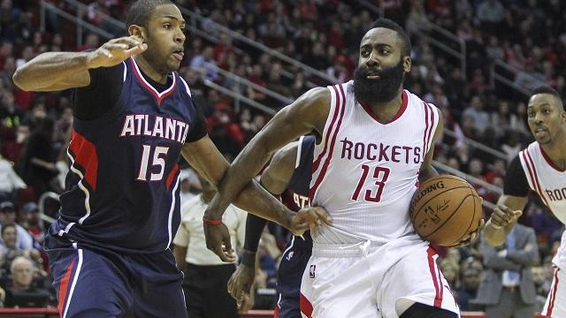 Rockets, Hawks