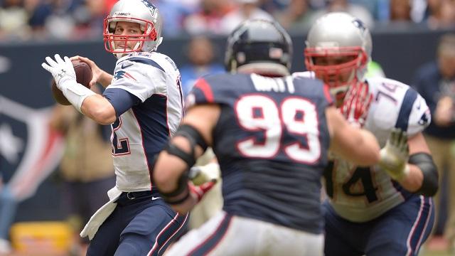Tom Brady, JJ Watt