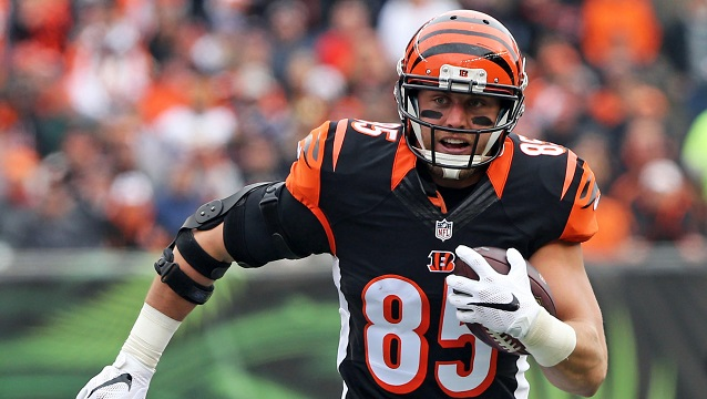 Tyler Eifert, Bengals tight end