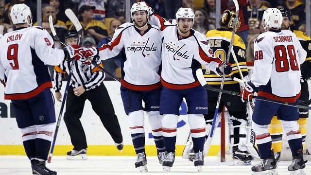 Bruins, Capitals
