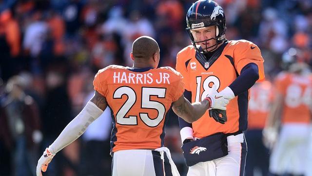 Chris Harris, Peyton Manning