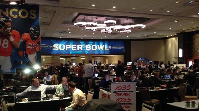 Super Bowl XLVIII Radio Row