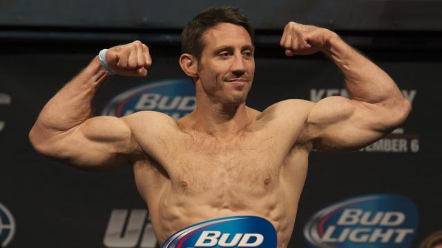UFC fighter Tim Kennedy