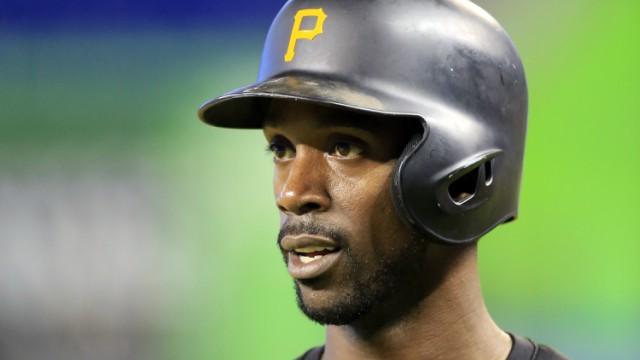 Pittsburgh Pirates' Andrew Mccuchen