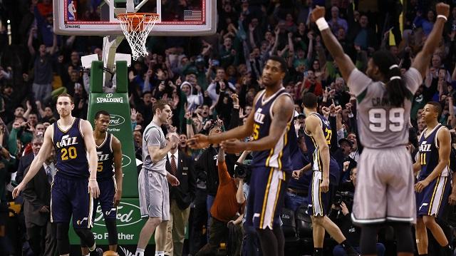 Boston Celtics, Utah Jazz