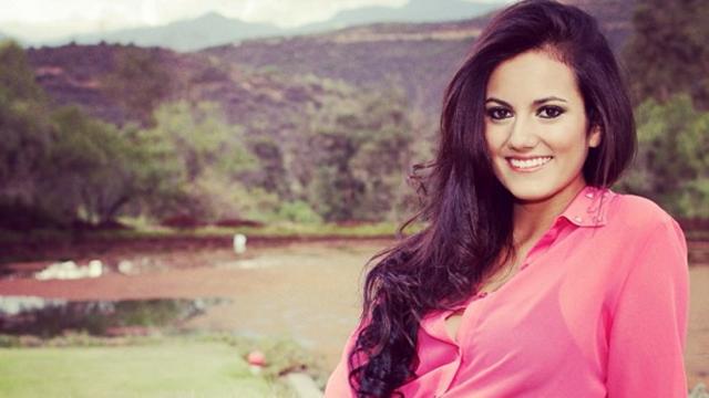Women's golfer Susana Benavides