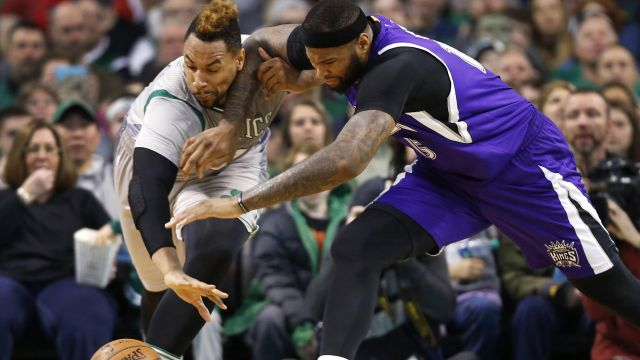 Celtics forward Jared Sullinger