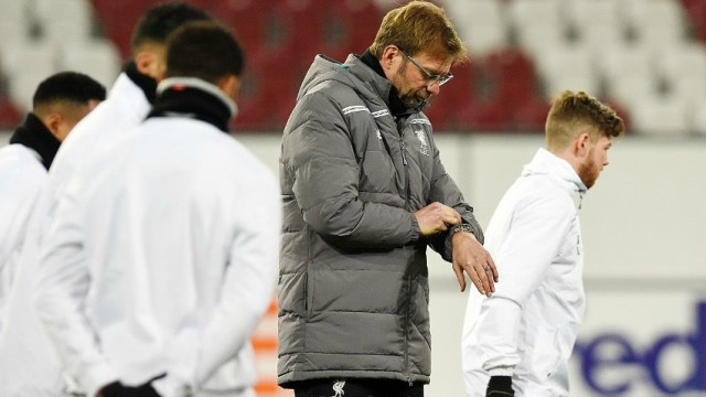 Jurgen Klopp and Liverpool FC