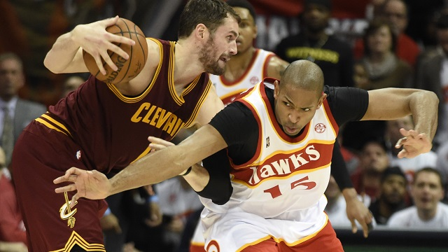 Al Horford, Kevin Love