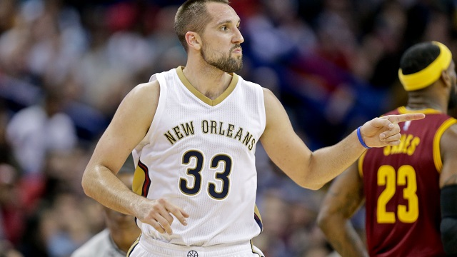 Ryan Anderson, LeBron james