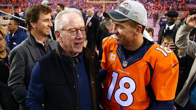 Archie Manning, Peyton Manning