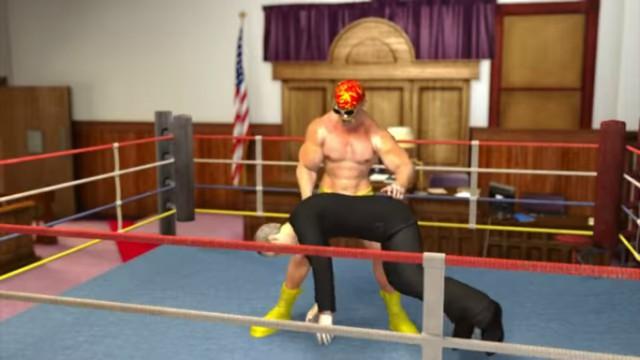 Hulk Hogan Taiwan animation