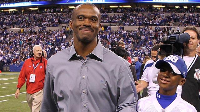 Former Colts wide receiver Marvin Harrison