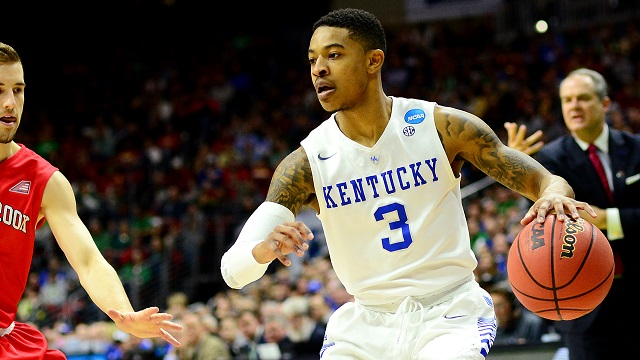 Kentucky Wildcats guard Tyler Ulis