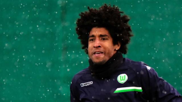 Wolfsburg's Dante