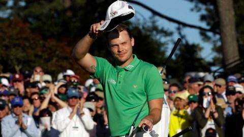 PGA Tour golfer Danny Willett