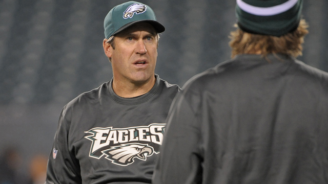 Eagles head coach Doug Pederson