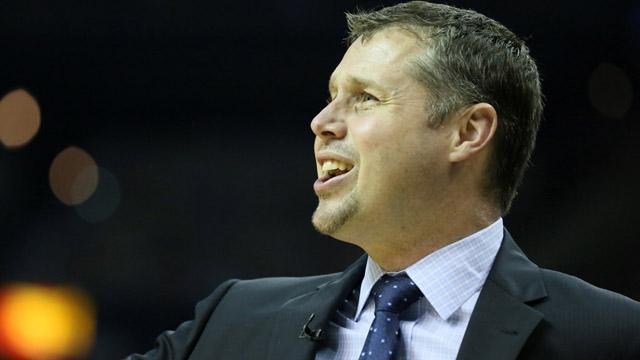 Memphis Grizzlies head coach Dave Joerger