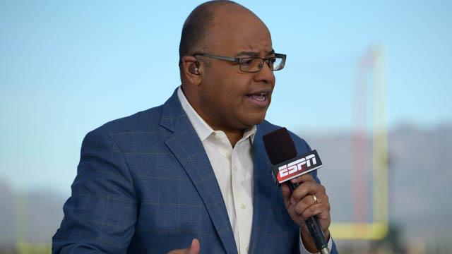 ESPN broadcaster Mike Tirico