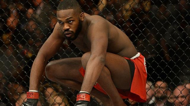 """Jon """"Bones"""" Jones, UFC fighter"""