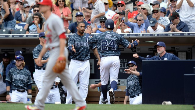 Padres accused of stealing signs