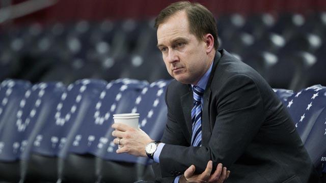 Philadelphia 76ers general manager Sam Hinkie