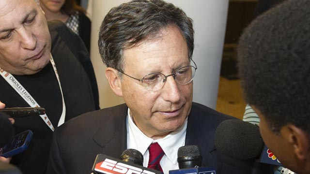Boston Red Sox chairman Tom Werner
