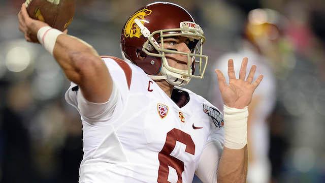 USC quarterback Cody Kessler