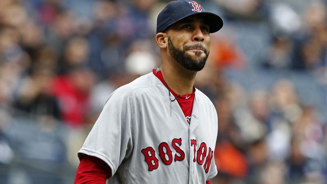 Boston Red Sox starting pitcher c