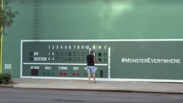 Green Monster NYC