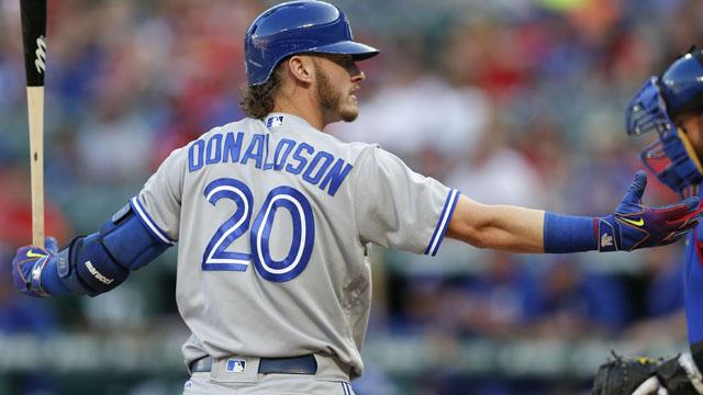 Blue Jays third baseman Josh Donaldson