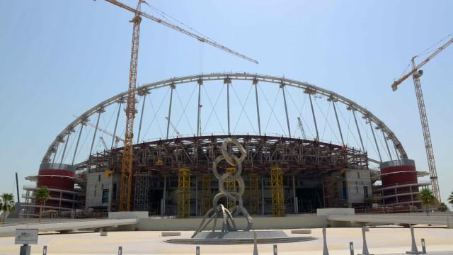 Qatar 2022 World Cup's Khalifa International Stadium